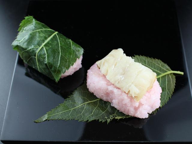 道明寺,桜餅