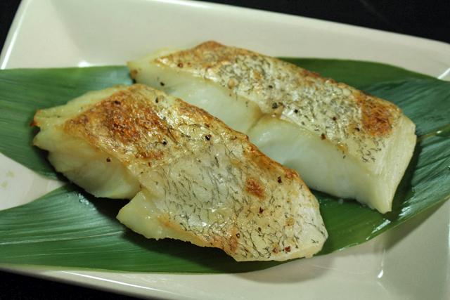 切り身,白身魚,料亭,日本料理,魚料理
