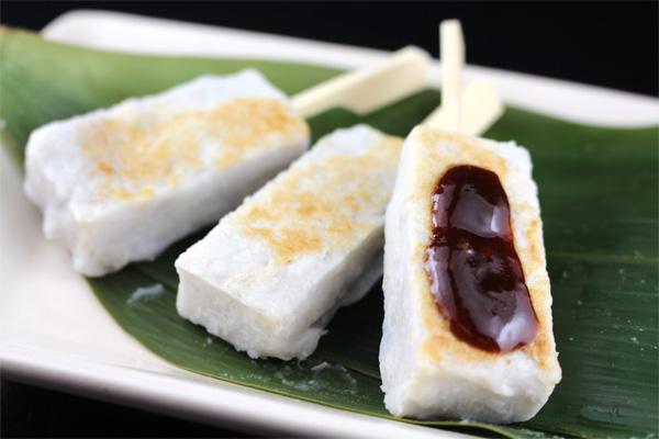田楽,味噌,串,お弁当,小さい